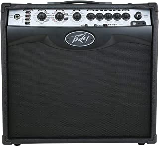Peavey Vypyr VIP 2 40 Watt Combo Modeling Instrument Amplifier Amp + Sanpera I Pedal Controller