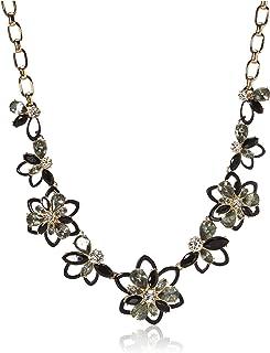 Anne Klein Collar de Mujer Color Dorado -Aleación con Acero Inoxidable - Joyería Oficial