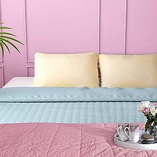Hush Standard Pillow (17 x 27 x 7.25 Inch) I The Zero Headache Bed Pillow TM I Imported Fiber Filling I Medium Soft Feel I...