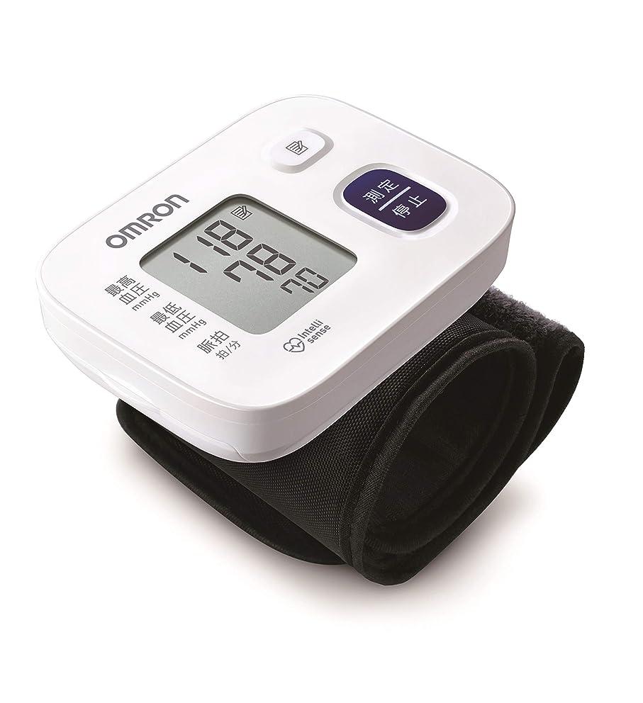 液化するスイッチ話をするオムロン 血圧計 手首式 HEM-6161