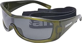fbadc0c6d9 Ocean Sunglasses - Puerto Rico - lunettes de soleil polarisées - Monture : Vert  Transparent -