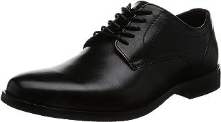 ROCKPORT Men's Dress Style Purpose Plaintoe Shoe, Black