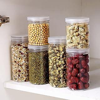 ZYuLi Accueil Stockage des Aliments Seau de Riz Cuisine Grains en Plastique Boîte de Rangement Anti-Insectes Organisateur ...