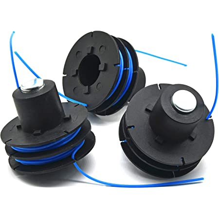 """3pcs For Craftsman 0.065/"""" Dual Line Auto Feed Replacement Spool # 71-99006"""