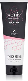 ACTIIV Recover Thickening Cleansing Treatment for Women 6 Oz