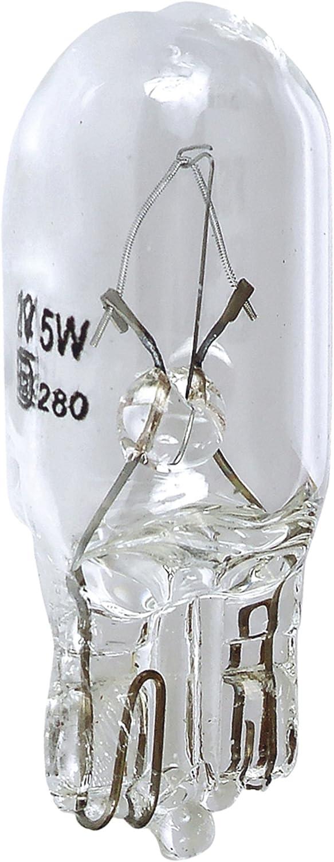 Sumex Tes1326 T10 Lámpara Wedge 12 V/ 5 W, 10 Piezas