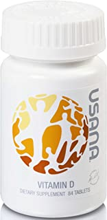 USANA Vitamin D Dietary Supplement - 84 Count
