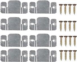 SSB-JIAJUPJ meubelconnector, metaal, 8 stuks