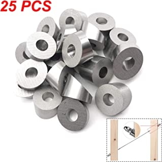 CKE 25 Pack Stainless Steel 1/4
