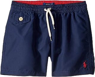 [Polo Ralph Lauren(ポロラルフローレン)] キッズ?水着?ボードショーツ?パンツ Traveler Swim Trunks (Little Kids) [並行輸入品]