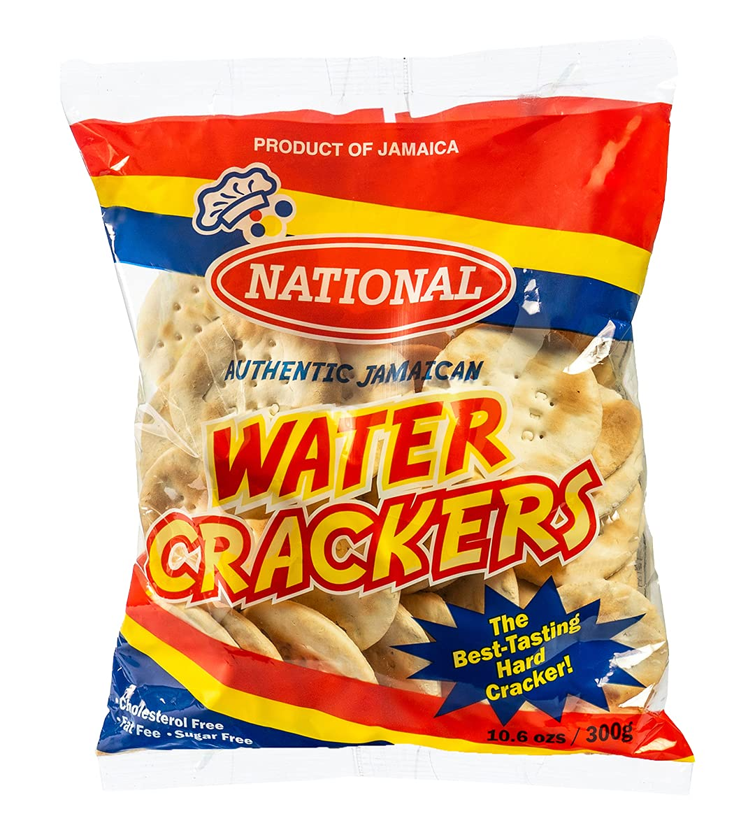 National Jamaican Water 3 Very popular Pack Discount mail order Cracker