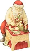 Enesco Heart of Christmas Finishing Touches Mice Brushes Figurine, 7.48