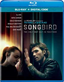 Dystopian Thriller SONGBIRD is Now Available on Digital and arrives on Blu-ray, DVD March 16 from Universal