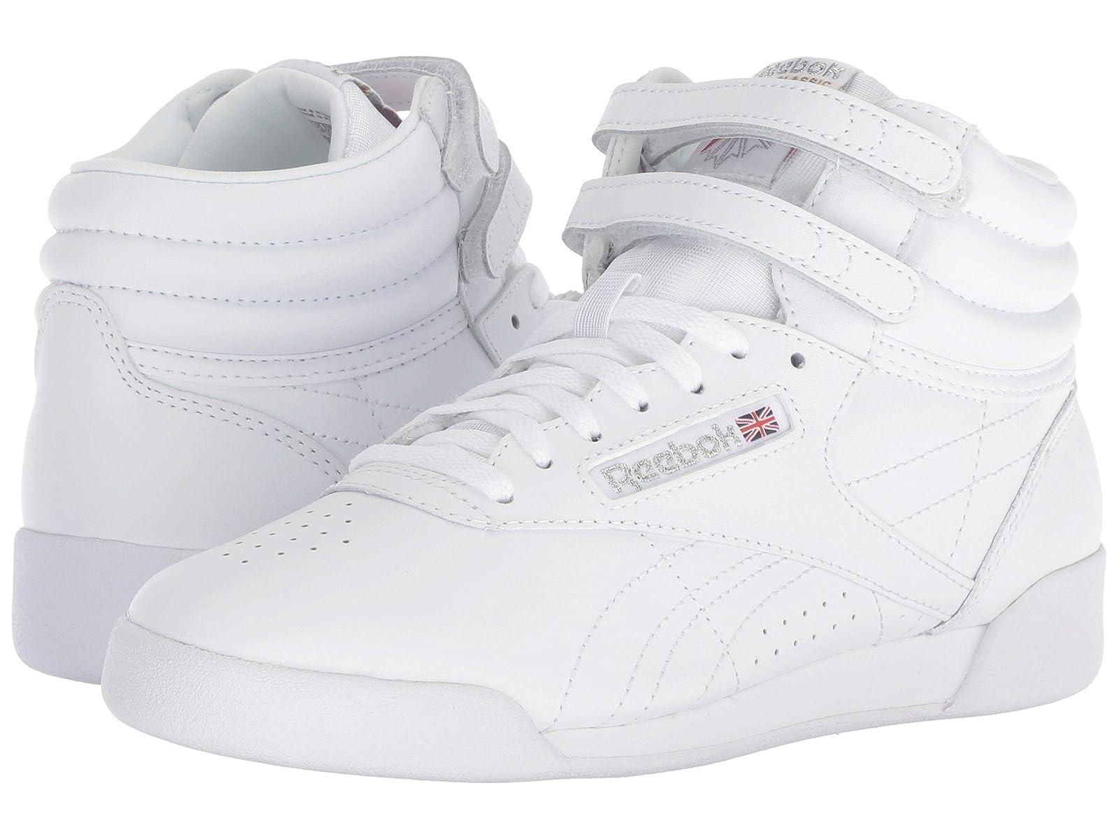 Reebok Kids Freestyle Hi (Big Kid)Atmospheric grades have affordable shoes