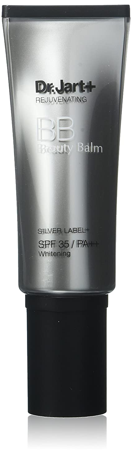 行商摂氏度招待ドクタージャルト Rejuvenating BB Beauty Balm Silver Label+ SPF 35/ PA++ Whitening 40ml/1.4oz並行輸入品