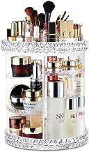 Salandens Organizador de Maquillaje, 360 Grados de rotación Organizador de Maquillaje Caja de Almacenamiento de cosméticos...