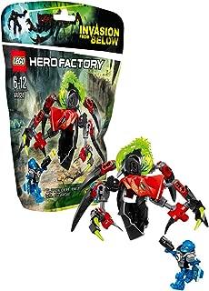 Best hero factory invasion from below beasts Reviews