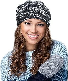 EGOGO Colorful Knit Beanie Skull Hat Fleece Lined Ski Snow Beanie Skull BeanyCap For Men and Women E601-2