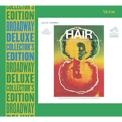 Hair (Original Broadway / Off-Broadway Cast Recordings) by ...