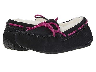 UGG Kids Dakota (Toddler/Little Kid/Big Kid) (Raven) Kids Shoes