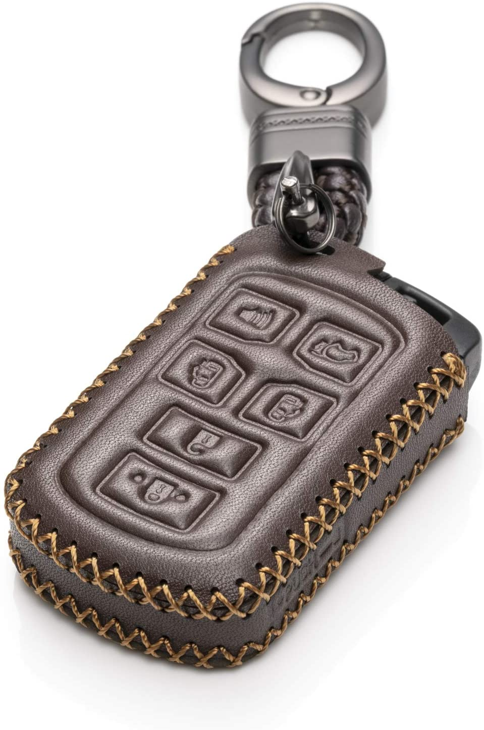 Vitodeco Discount is also underway Rare Genuine Leather Smart Key Keyless Entry Fob Case Remote