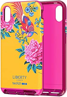 tech21 Evo Luxe Liberty Elysian Paradise Phone Case Cover for iPhone Xs Max