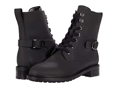 Aerosoles Amie (Black Leather) Women