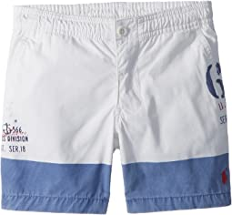 Cotton Poplin Prepster Shorts (Toddler)