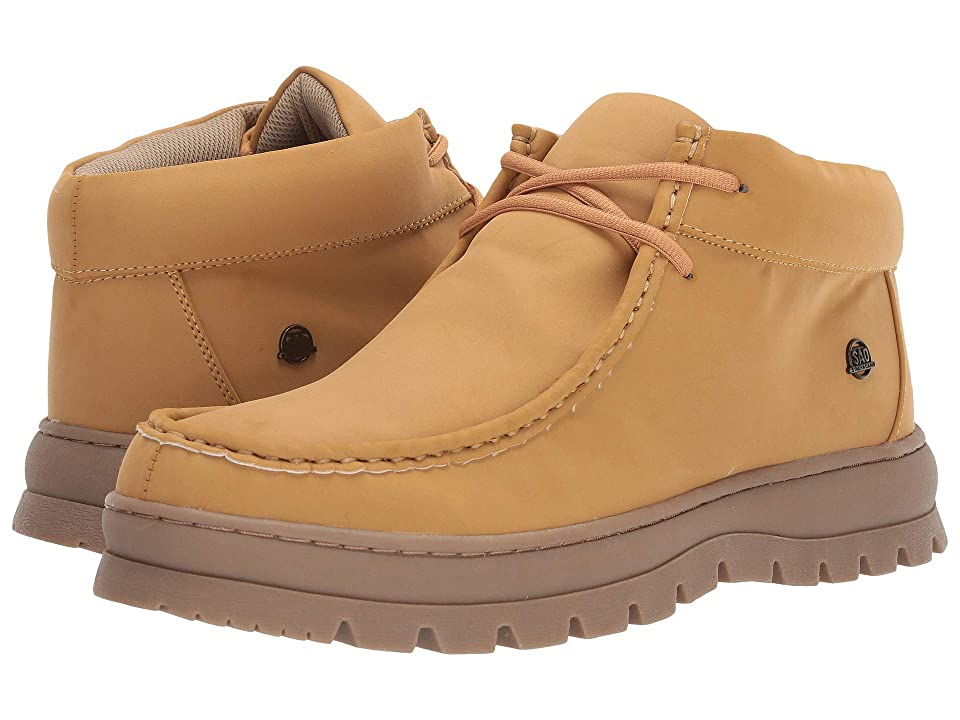 Stacy Adams Wally Moc Toe Chukka Boot Sneaker (Wheat) Men