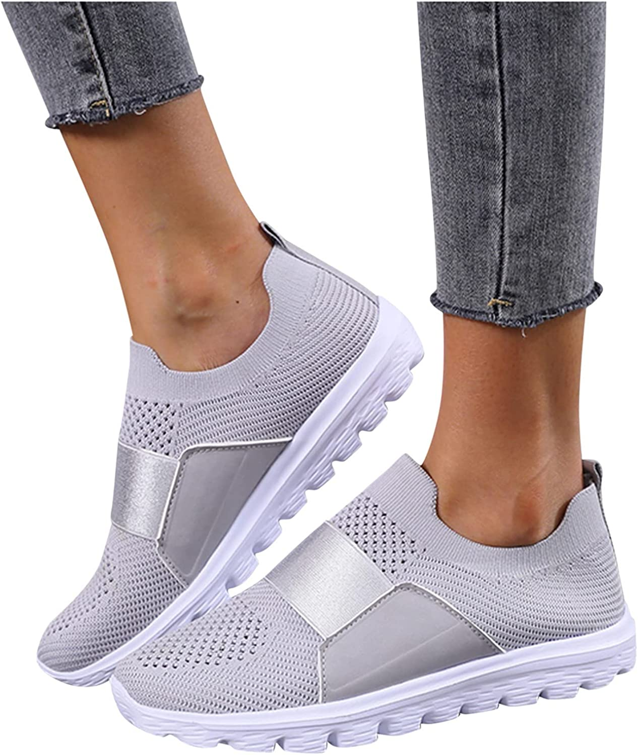 Masbird Sneakers for Women Summer Sports Slip Breathable Shoes It Outlet ☆ Free Shipping is very popular