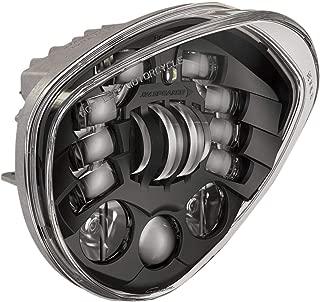 J.W. Speaker 0555151 7in. LED Adaptive 2 Headlight - Black
