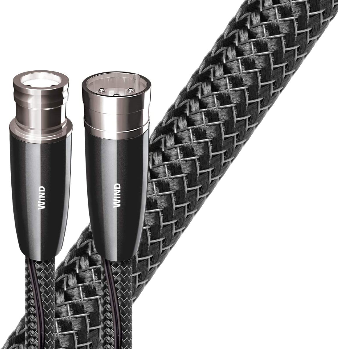 AudioQuest Wind XLR to - Analog-Audio Year-end annual account Quantity limited 1.0m Pair Intercon