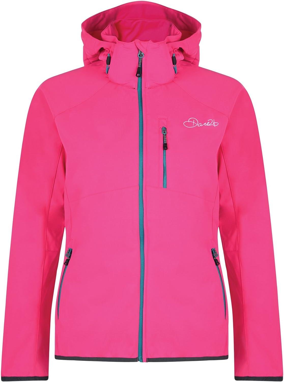 Dare2b Womens Ladies Tractile Softshell Jacket