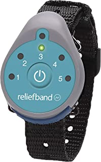 Reliefband Classic Anti-Nausea Wristband | FDA Cleared Nausea & Vomiting Relief for Anxiety, Migraine, Moti...