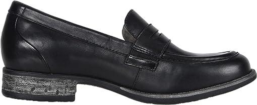 Black Soft Calf