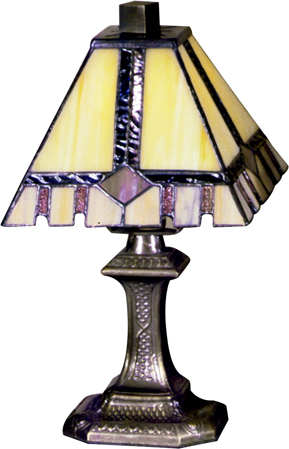 Dale Tiffany TA100351 Mica 2021 spring and summer new One Tucson Mall Light Lamp Accent f Table