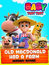 Old Mcdonald Had a Farm Nursery Rhymes - Baby Toot Toot
