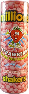 Millions Shakers Strawberry, 90g
