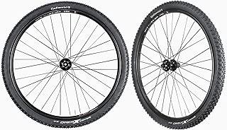 CyclingDeal WTB STP i25 Tubeless Ready Mountain Bike Bicycle Novatec Hubs & Tires Wheelset 11s 29