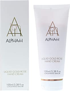 Alpha H Liquid Gold Rose Hand Cream 100ml