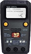 BKAUK Multimetro A 4mm per IC SMT SMD Test di Componenti Elettronici Clips Sonde