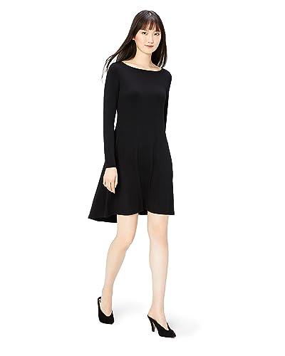 ca687d632b4d Modest Long Black Dress: Amazon.com