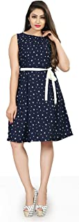 Dsk Studio Western Dresses for Womens and Girls one Pieces Dress_fk001