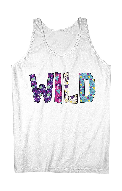 Wild Party Happy Color 男性用 Tank Top Sleeveless Shirt