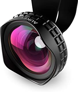 Aukey PL-WD01 Optic Pro 110 Degree Wide Angle Clip-on Cell Phone Camera Lens