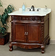 34.6 in. Single Sink Vanity
