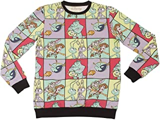 Cakeworthy Classic Disney Pixar All Over Print Sweater from