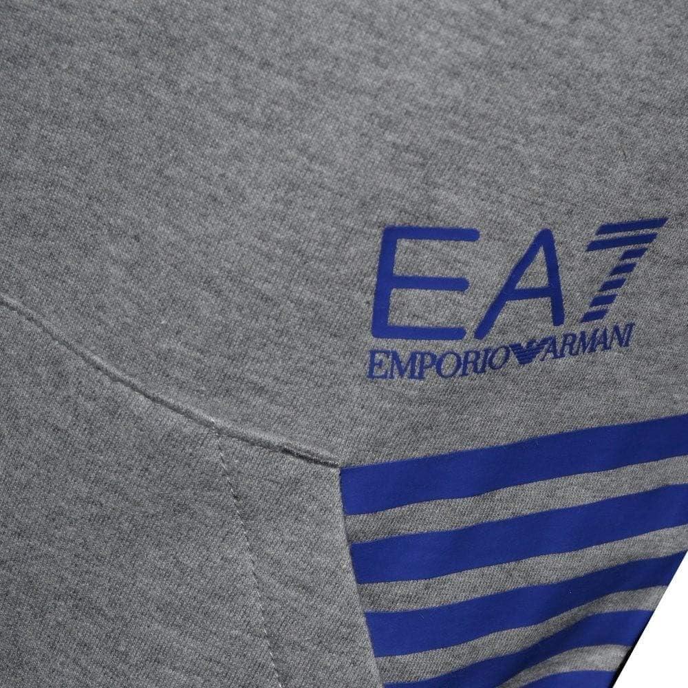 EA7 Boys Grey Tracksuit