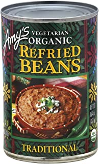 Amy's Vegetarian Organic Refried Beans Traditional - 15.4 oz