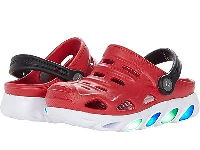 SKECHERS KIDS Foamies Hypno-Splash Razder Lighted Clog 402000N (Toddler)